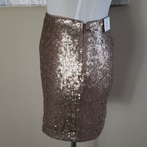 GAP Skirts - Sequined skirt